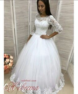 0924c042d417 Патриция. Свадебное платье Патриция